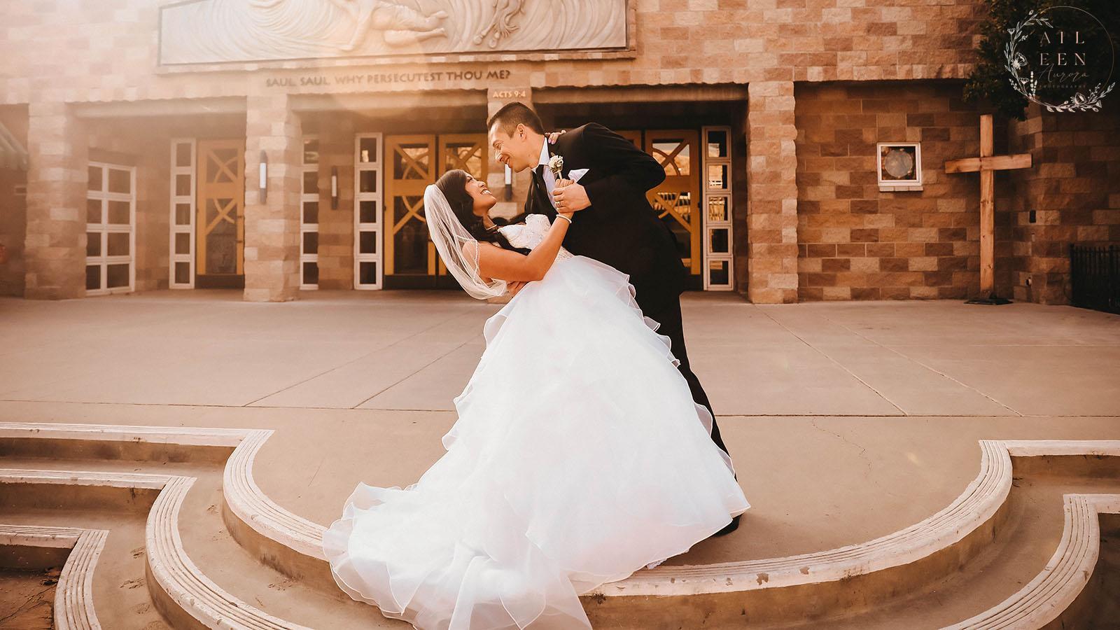 Chino Hills Community Center Wedding 2