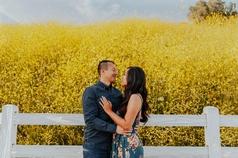 Chino Hills Engagement Shoot